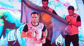 Қазақстандық спортшы UFC-мен келісімшартқа отыруға жақын