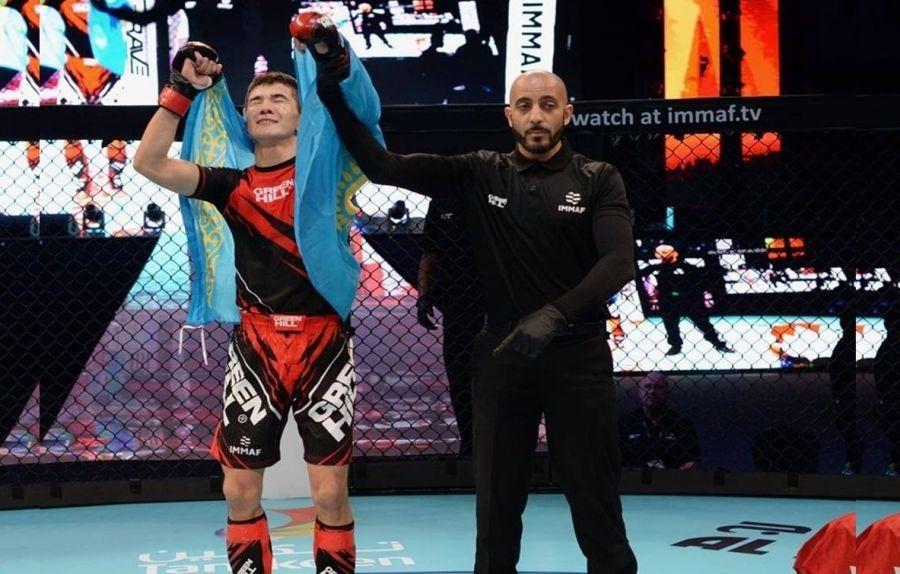 Қазақстан MMA-ден әлем чемпионатын қабылдайды
