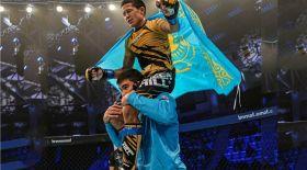 Аралас жекпе-жектен Азия мен әлем чемпионаты Қазақстанда өтеді