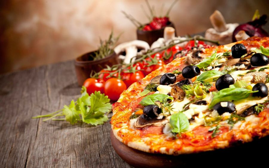 10 минутта дайындалатын пицца