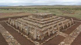 Қазақстанда 300 жылдық тарихы бар пирамида қалпына келтірілді