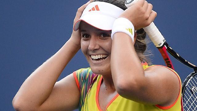 Лара Робсон теннис әлеміндегі «Жыл жаңалығы» атағын жеңіп алды
