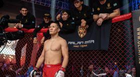 Жалғас Жұмағұловтың UFC-дегі алғашқы қарсыласы кім?