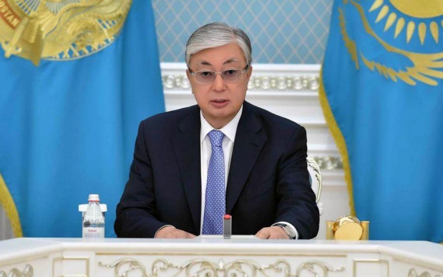 Қасым-Жомарт Тоқаев әйелдерді 8 наурыз мерекесімен құттықтады