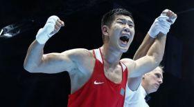 Боксшы Бекзат Нұрдәулетов Олимпиада лицензиясын жеңіп алды