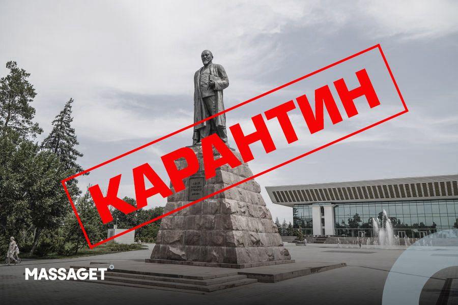 22 наурызда Алматы толықтай жабылады