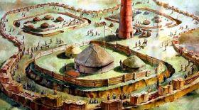 Бозоқ қаласының тарихы