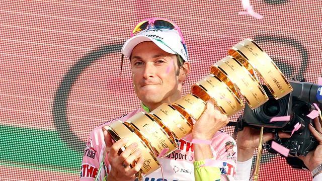 Винченцо Нибали Италияның үздік велошабандозы атанды