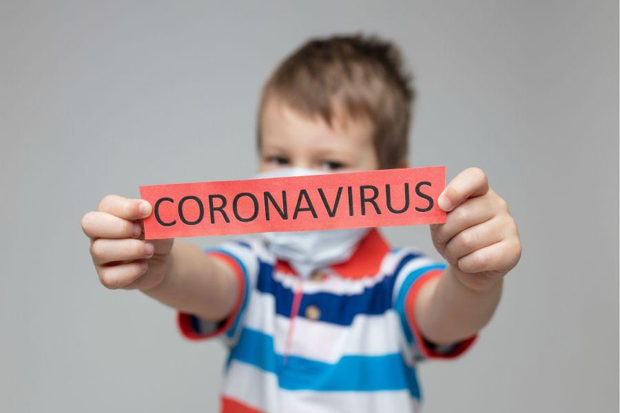 СҚО-да екі бала коронавирус жұқтырды