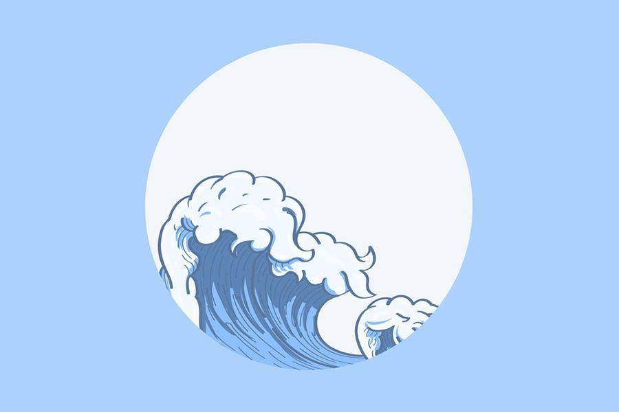 Тарихтағы ең биік цунами
