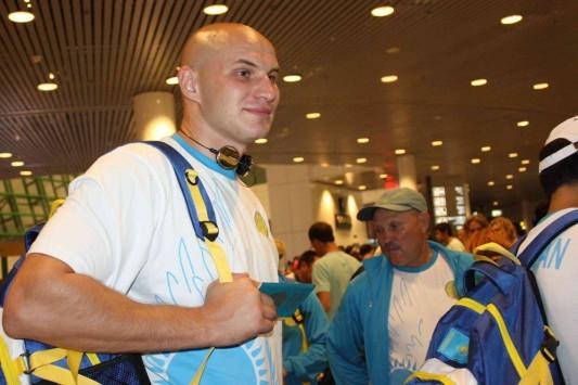 Иван Дычко Қазақстанның еңбек сіңірген спортшысы атанды