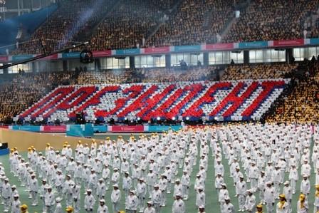 Астана Президент күнін тойлауда