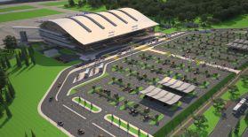 Шымкент әуежайында 2020 жылы жаңа терминал салынады