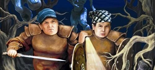 Қазақстандық тұңғыш фэнтези фильм 12.12.12 күні шығады