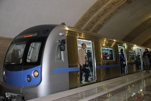 Бір жылда 6,5 миллион адам Алматы метросының жолаушысы атанған