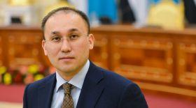Дәурен Абаев жаңа қызметке тағайындалды
