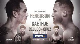 UFC 249 турнирі қашан және қайда өтеді?