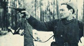Майданда болған қазақ қаламгерлері