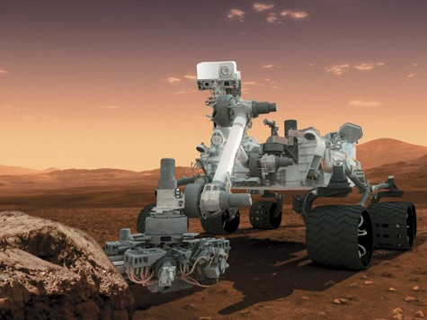 NASA марсоходтың тапқан