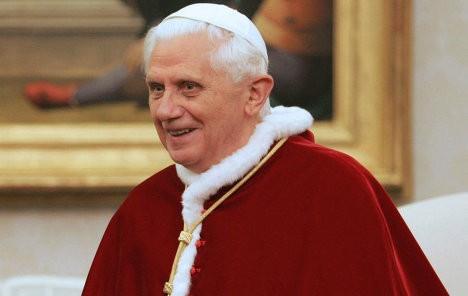 Рим Папасы туиттерден аккаунт ашты