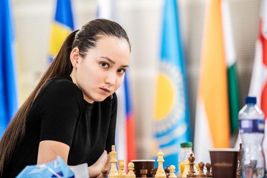 Жансая Әбдімәлік FIDE-нің онлайн турнирінде жүлдегер атанды
