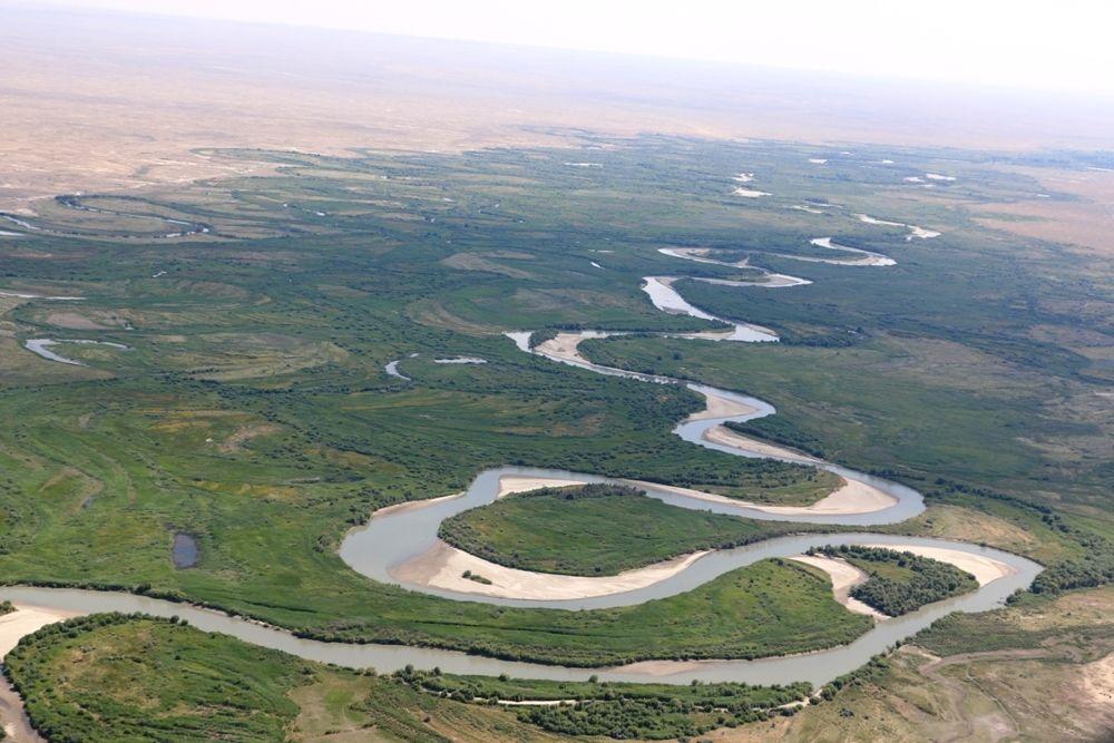 Жетісудің жеті өзені: Қаратал