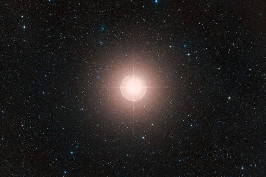 Ғаламдағы ең көне жұлдыз