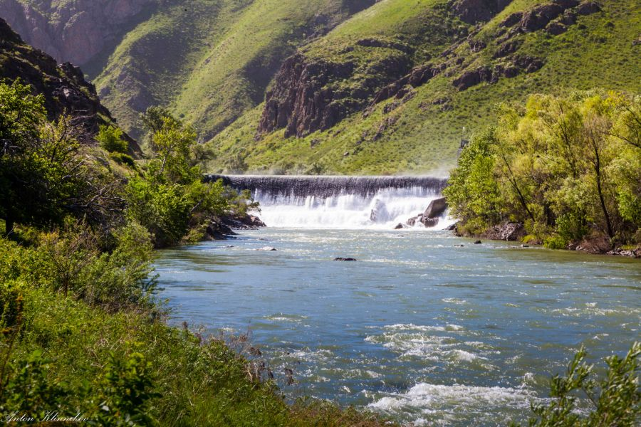 Жетісудың жеті өзені: Лепсі