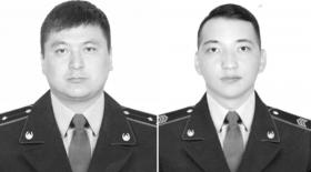 Алматыда қаза болған 2 полицейге мемлекеттік награда беріледі