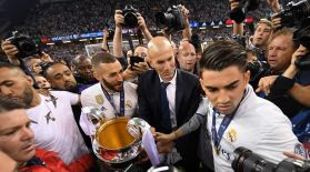 Чемпиондар лигасы: Зидан – үздік бапкер, Месси – үздік ойыншы