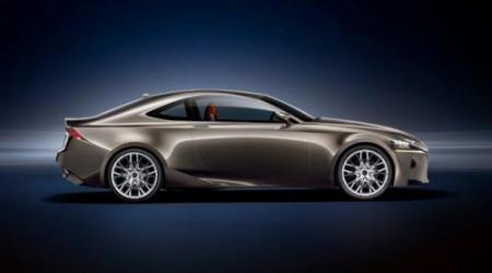 Ең жаңа Lexus LF-CC көлігі