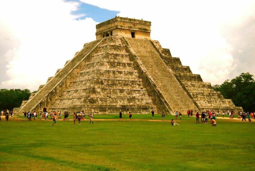 Майя пирамидаларының не үшін салынғаны белгілі болды