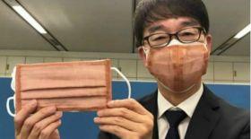 Жапондар коронавирусқа қарсы мыс маска жасауды ұсынды