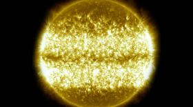 NASA видеосы: Күннің белсенділігі кейінгі 10 жылда қалай өзгерді?