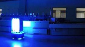 Бахрейнде коронавирусты 90 пайызға жоятын робот құрастырылды