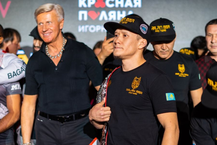 Жалғас Жұмағұловтың UFC-дегі алғашқы жекпе-жегін қайдан көруге болады?