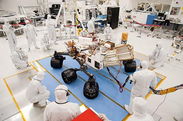 NASA жаңа марсоход құрастыратын болды