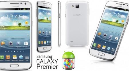 Samsung Galaxy Premier қалтафонының жариялануы 2013 жылға шегерілді