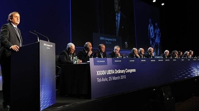Астана УЕФА Конгресін қабылдайтын болды