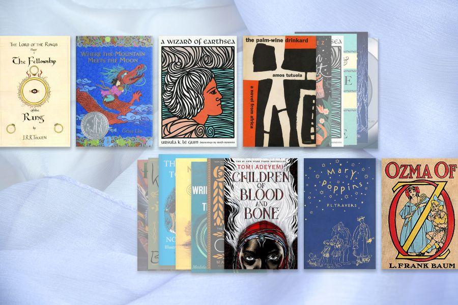 Фэнтези жанрындағы үздік 100 кітап