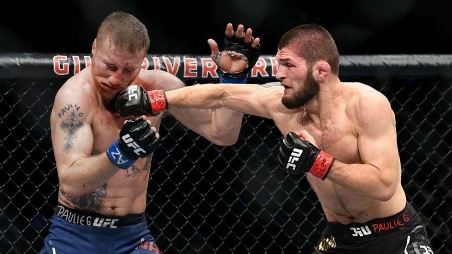 UFC 254: Жеңіске жеткен Хабиб спорттағы мансабын аяқтады