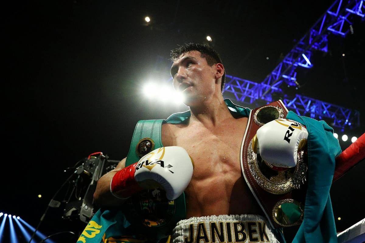 Жәнібек Әлімханұлы әлем чемпионын жекпе-жекке шақырды