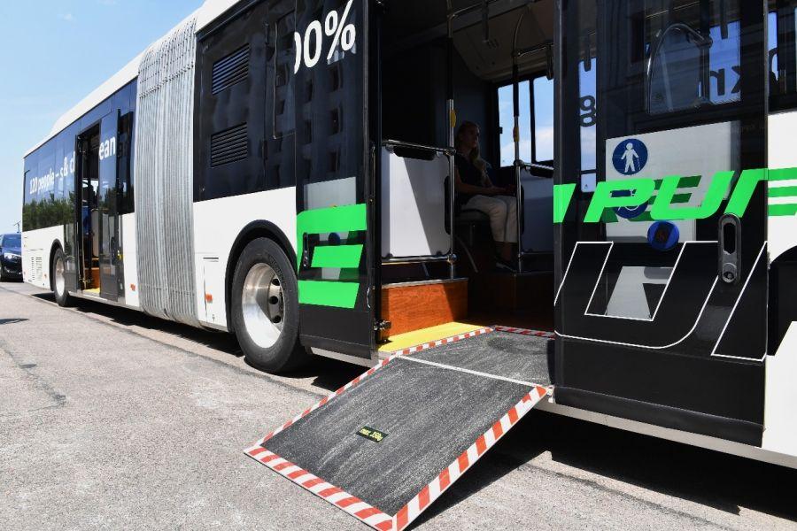 2021 жылы Алматыдағы электробус саны 30-ға жетеді