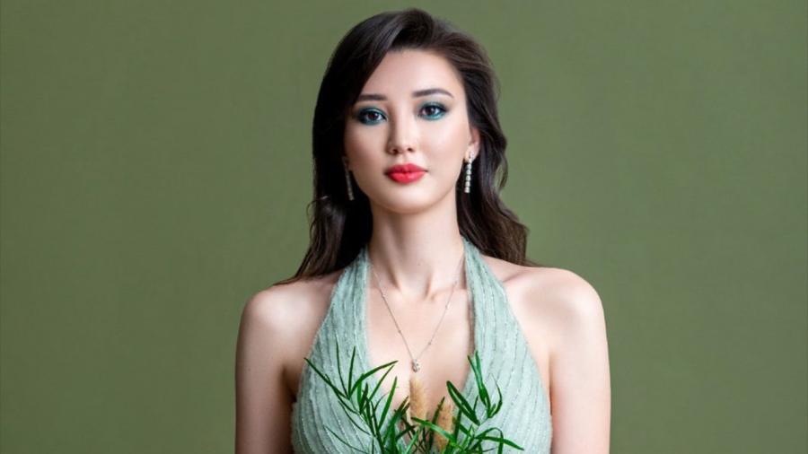 Сабина Алтынбекова тұрмысқа шықты