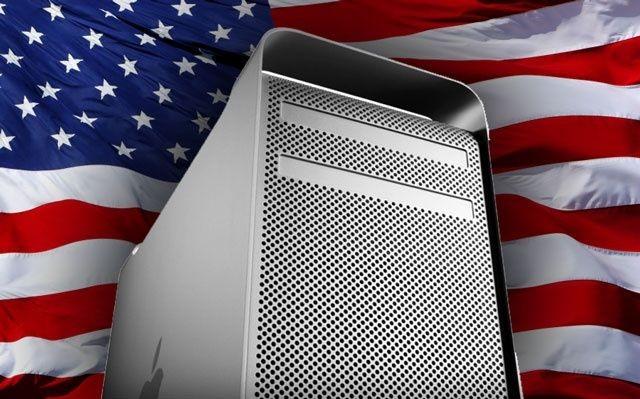 Mac Pro енді Америкада құрастырылуы мүмкін