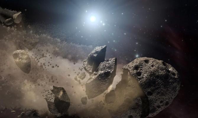 Ертең Жердің қасынан астероид ұшып өтеді
