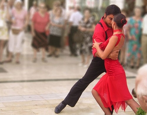 11 желтоқсан - Халықаралық танго күні
