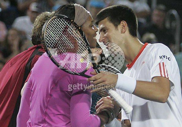 Джокович пен Уильямс - жылдың үздік теннисшілері!
