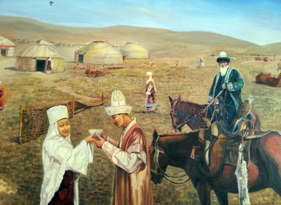 Қазақ тілінде диалект бар ма?