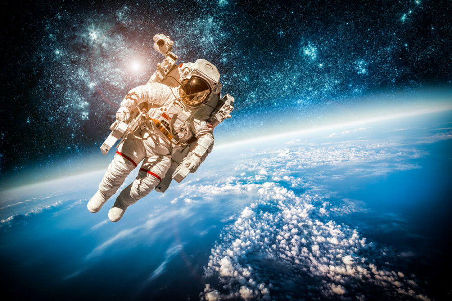 Адамзаттың ғарышқа ұшқанына – 60 жыл